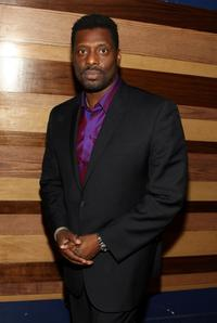 Eamonn Walker at the New York premiere of