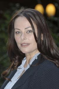 Polly Walker at the Italian photocall of