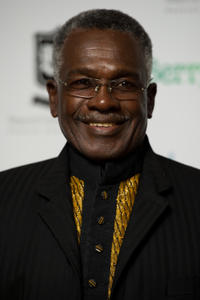 Rudolph Walker at the Global Angel Awards in England.