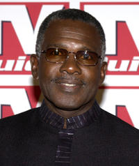 Rudolph Walker at the TV Quick Awards in London.