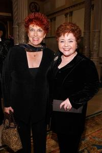 Marcia Wallace and Patrika Darbo at the 2009 AFTRA Media and Entertainment Excellence Awards.