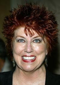 Marcia Wallace at the Pacific Pioneer Broadcasters luncheon honoring actress Joanne Worley.