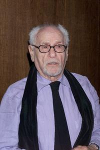 Eli Wallach at the New York screening of