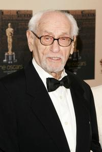 Eli Wallach at the Official Oscar Night Party.