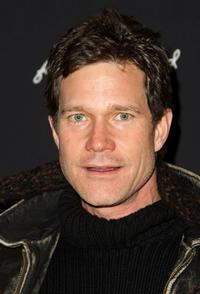 Dylan Walsh at the 7 Fresh Faces Sundance Party.