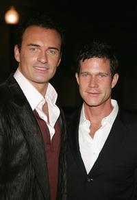 Dylan Walsh and Julian McMahon at the Hollywood premiere of