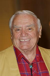 Ernest Borgnine at the 20th Annual Golden Boot Awards.