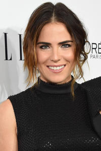 Karla Souza at the 23rd Annual ELLE Women in Hollywood Awards in Los Angeles.