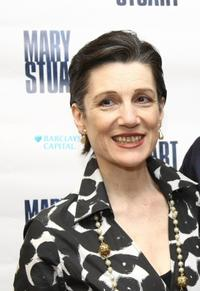 Harriet Walter at the after party of the opening night of
