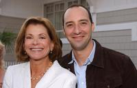Jessica Walter and Tony Hale at the Twentieth Century Fox Television's New Season Party.
