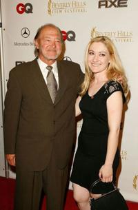 Tracey Walter and Polly Walter at the opening night of the 8th Annual Beverly Hills Film Festival.