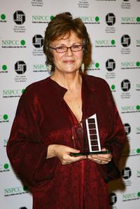 Julie Walters at the Awards Of The London Film Critics' Circle.