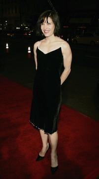 Melora Walters at the premiere of the HBO Original Series