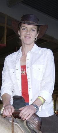 Susan Walters at the 13th Annual Hollywood Charity Horse Show.