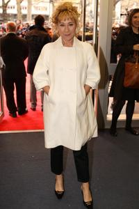 Zoe Wanamaker at the UK premiere of
