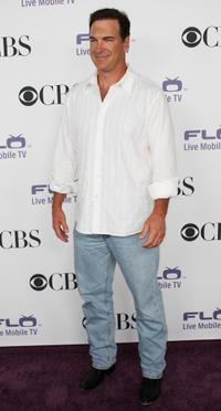 Patrick Warburton at the CBS Comedies Season premiere Party.
