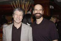 Fred Ward and Stephen Bulka at the afterparty for
