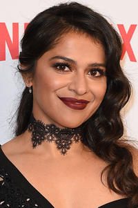 Kosha Patel at the premiere of Netflix's