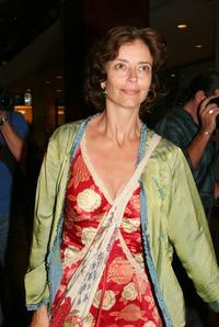 Rachel Ward at the Hollywood Nights Charity Dinner.