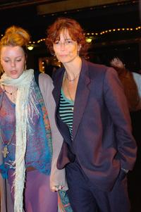Rachel Ward at the after party for the Sydney Film Festival.