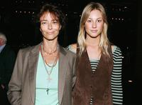 Rachel Ward and her daughter Rosie Brown at the opening night of