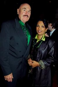 Roger Ward and his wife Jay at the L'Oreal Paris 2008 AFI Awards Screenings.