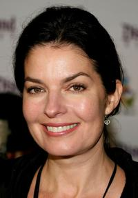 Sela Ward at the opening of