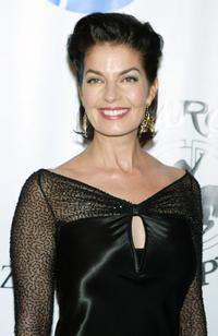 Sela Ward at the 16th Carousel of Hope presented by Mercedes-Benz.