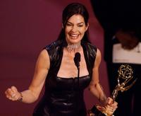 Sela Ward at the 52nd Annual Primetime Emmy Awards.