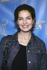 Sela Ward at the Destination Finals NBA party.