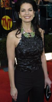 Sela Ward at the 7th Annual Screen Actors Guild Awards.