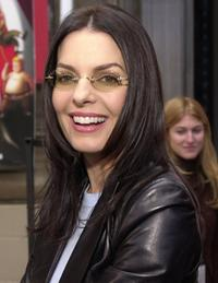 Sela Ward at the premiere of ''Recess: School's Out.