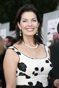 Sela Ward at the world premiere of