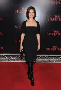 Sela Ward at the New York premiere of