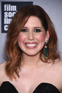 Vanessa Bayer at the New York premiere of