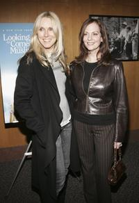 Lesley Ann Warren and Alana Stewart at the California premiere of