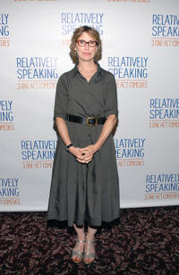 Katherine Borowitz at the meet the cast of Broadway's