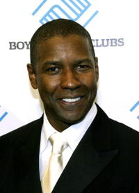 Denzel Washington at the Boys & Girls Clubs of America President's Dinner in New York City.