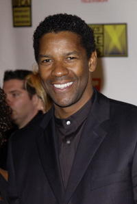 Denzel Washington at the 8th Annual Critics' Choice Awards in Beverly Hills.