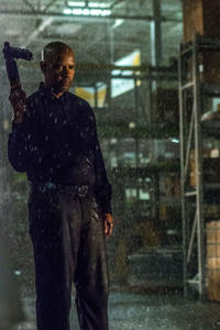 Denzel Washington as Robert McCall in