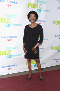 Sharon Washington at the 2012 Public Theater Gala in New York.