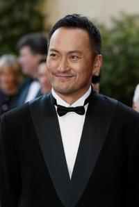 Ken Watanabe at the 76th Annual Academy Awards.