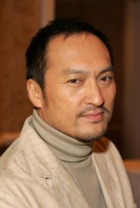Ken Watanabe at the 7th Annual AFI Awards luncheon.