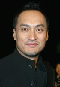 Ken Watanabe at the premiere for