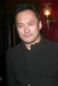 Ken Watanabe at the premiere of
