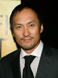 Ken Watanabe at the world premiere of