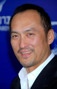 Ken Watanabe at the 7th Annual Taurus World Stunt Awards.