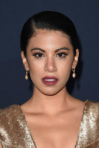 Chrissie Fit at the California world premiere of