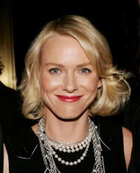 Naomi Watts at the New Yorkers For Children 2006 Fall Gala.