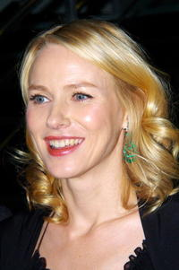 Actress Naomi Watts at the premiere of
